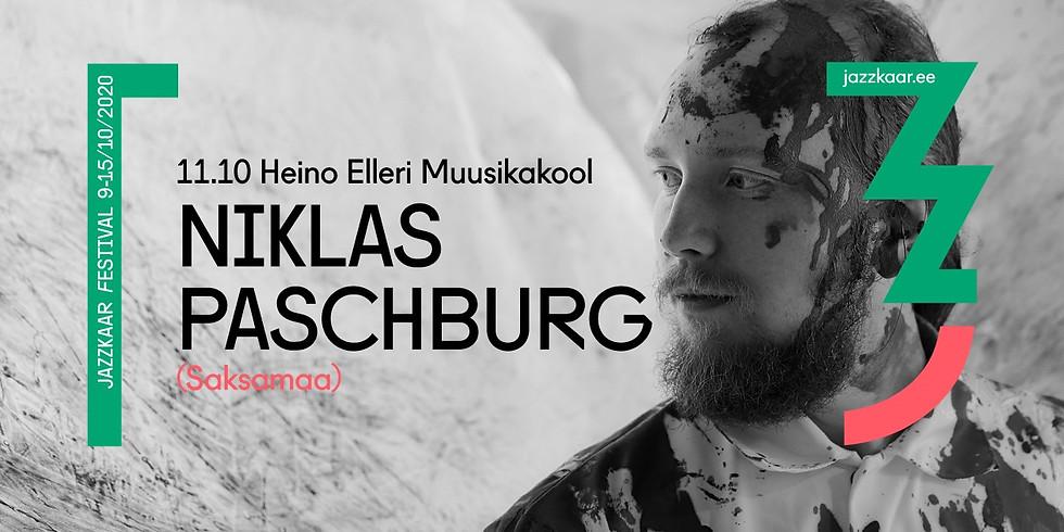 Niklas Paschburg (Saksamaa) / Jazzkaar