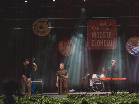 Festivalil XXII Mooste Elohelü pälvisid meie vilistlased eripreemia