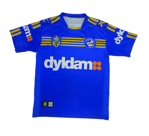 Parramatta Eels 2014 Home Jersey (Medium)