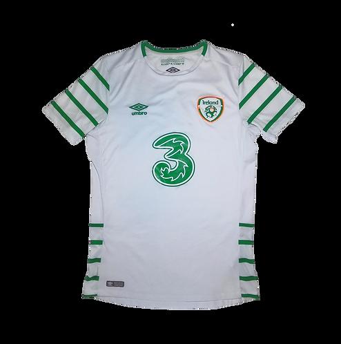 Republic of Ireland 2016-17 Home Jersey (Small)