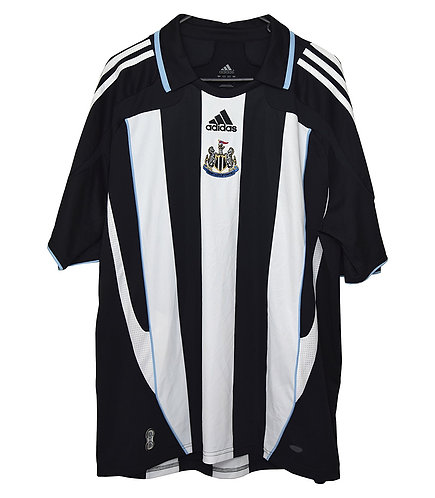 Newcastle United 2007-09 Home Jersey (Large)