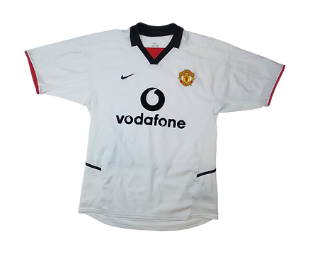 Manchester United 2002-03 Away Jersey (Small)