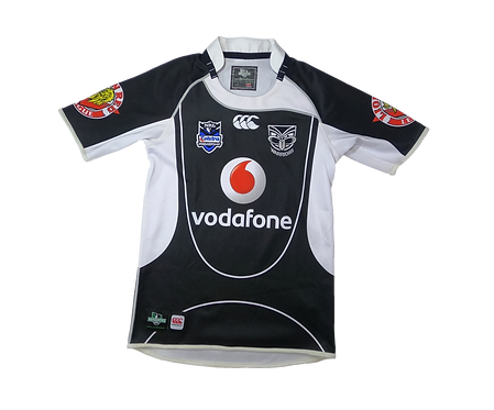 New Zealand Warriors 2011 Home Jersey (Small)