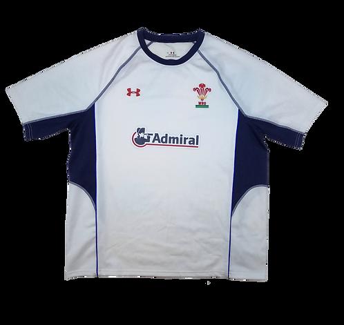 Wales 2010-11 Training Jersey (XL)