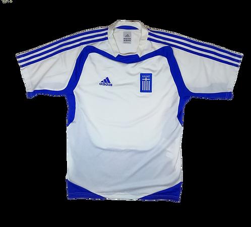 Greece 2004-06 Away Jersey (Medium)