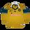 Thumbnail: Wallabies 2000-02 Long Sleeve Home Jersey (Small)