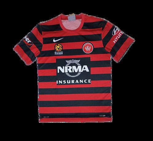 Western Sydney Wanderers 2014-15 Home Jersey (Medium)