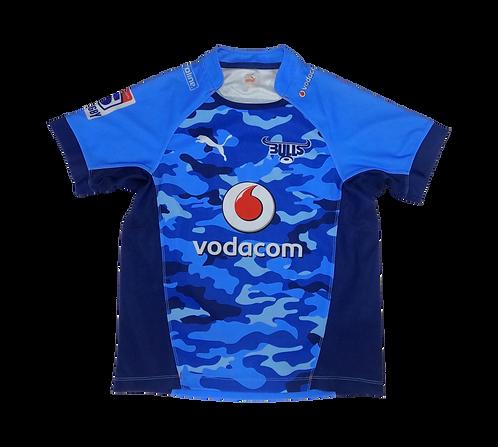 Pretoria Bulls 2014 Home Jersey (Medium)