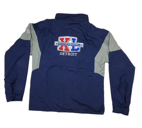 Reebok 2006 Super Bowl XL Detroit Jacket (XL)