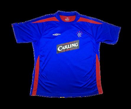 Glasgow Rangers 2009-10 Training Jersey (XXL)