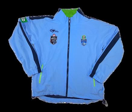 New South Wales Blues 2016 Track Jacket (XL)