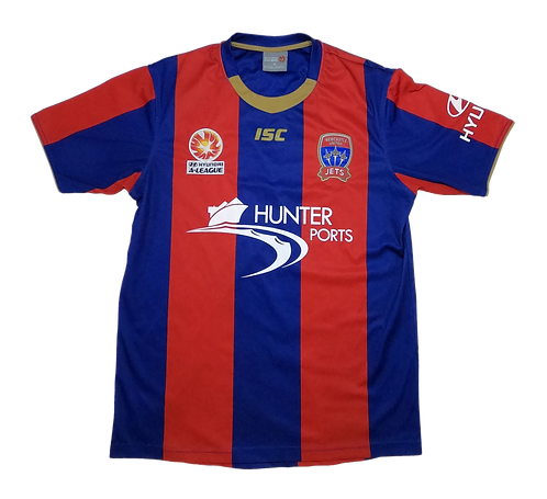 Newcastle Jets 2012-13 Home Jersey