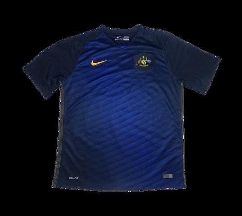 Australia Socceroos 2016-17 Away Jersey (Large)