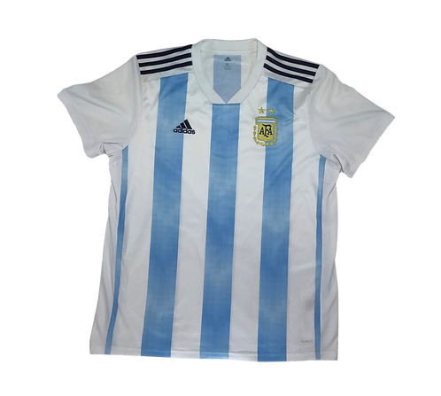 Argentina 2018-19 Home Jersey (Medium)