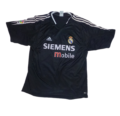 Real Madrid 2004-05 Away Jersey (Large)