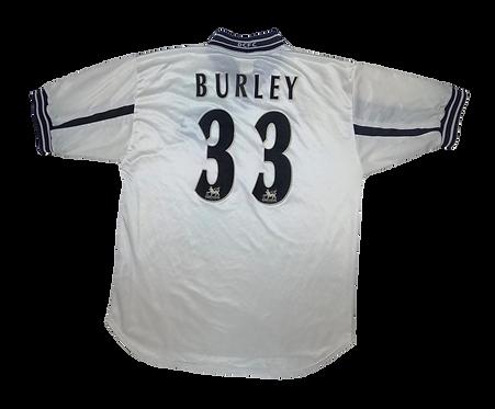 Derby County 1999-01 Home Jersey #33 Craig Burley (Medium)