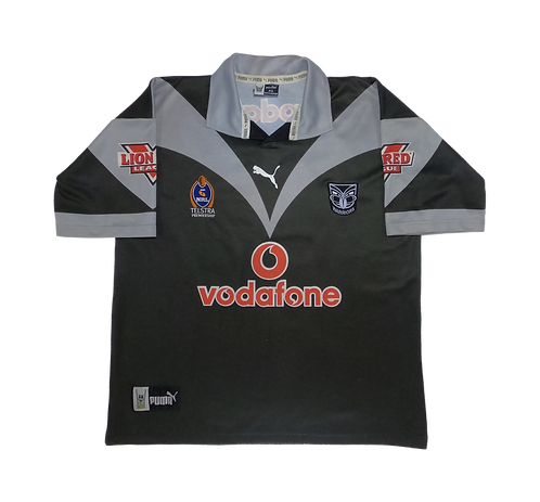 New Zealand Warriors 2003-05 Home Jersey (XL)