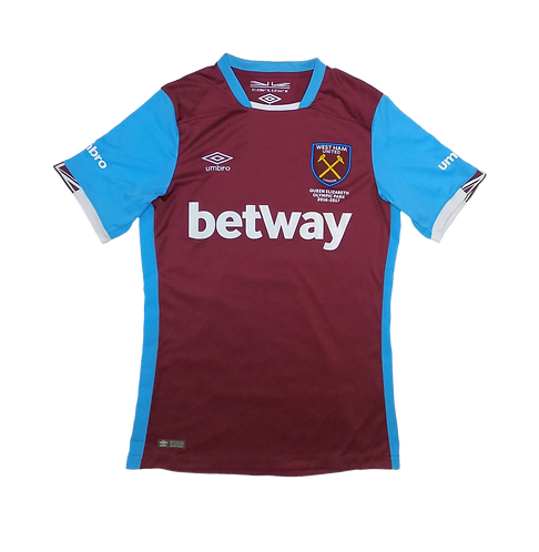 West Ham 2016-17 Home Jersey (Small)