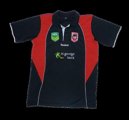 St George Illawarra Dragons 2013 Polo Shirt (Medium)