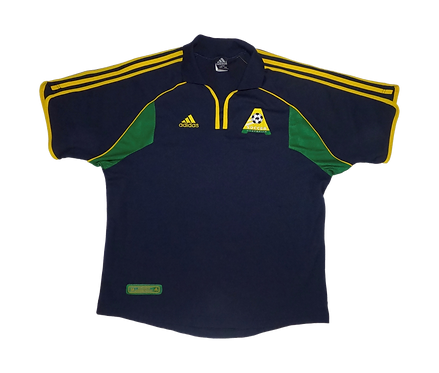 Australia Socceroos 2000-02 Away Jersey (Large)