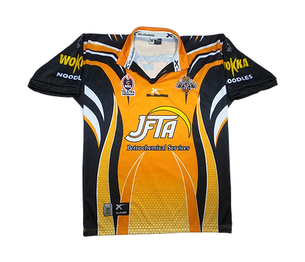 Wests Tigers 2005 Home Jersey (XL)