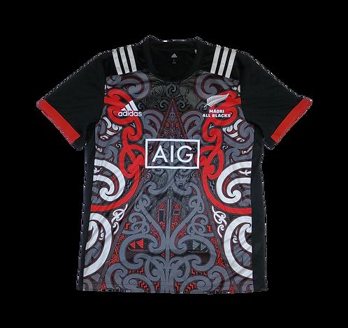 Maori All Blacks 2018 Jersey (Large)