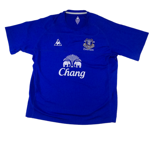 Everton 2010-11 Home Jersey (XXL)
