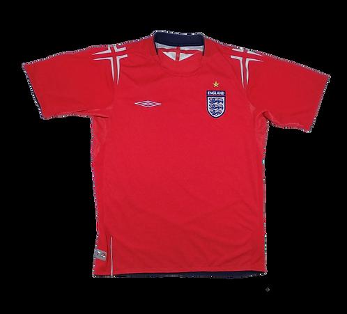 England 2004-06 Away Jersey (Medium)
