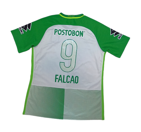 Athletic Nacional 2017 Home Jersey #9 Falcao (Medium)