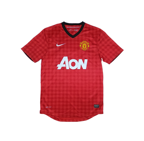 Manchester United 2012-13 Home Jersey (Small)