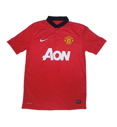 Manchester United 2013-14 Home Jersey (Medium)