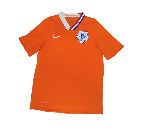 2008-10 Netherlands Home Jersey (Small)