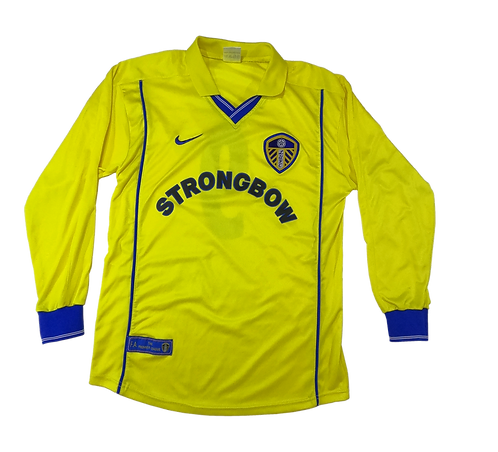 Leeds United 2000-02 Away Jersey (Medium)