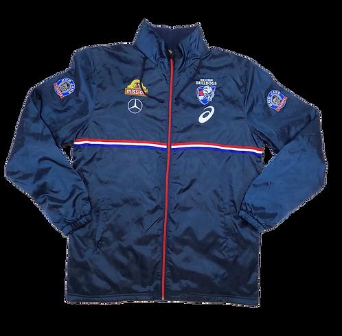 Western Bulldogs 2020 Wet Weather Jacket (BNWT) (Large)