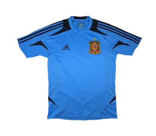 Spain 2012-13 Formotion Training Jersey (Small)
