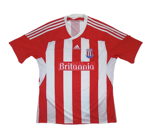 Stoke City 2011-12 Home Jersey XL