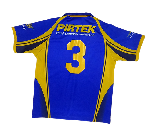 Parramatta Eels 2007 Alternate Jersey #3 Ben Smith (Medium)