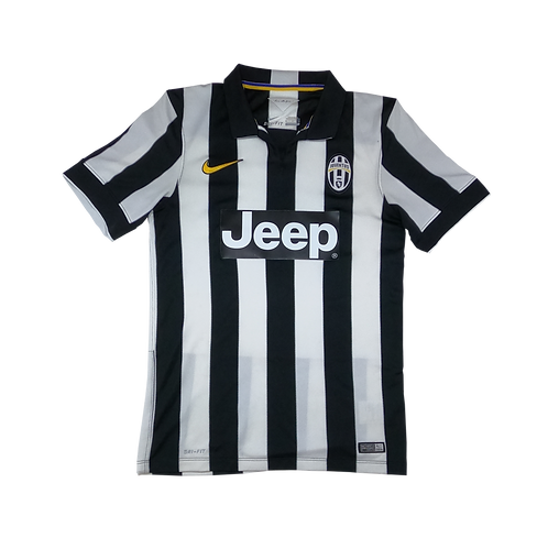 Juventus 2014-15 Home Jersey (Small)