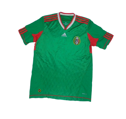 Mexico 2010-11 Home Jersey (Medium)