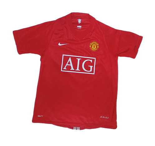 Manchester United 2007-09 Home