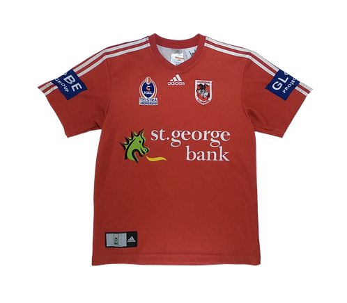 St George Illawarra Dragons 2007 Away Jersey (Small)