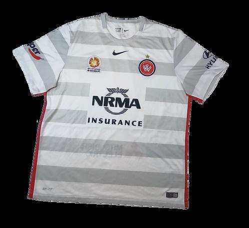 Western Sydney Wanderers 2015-16 Away Jersey (XL)