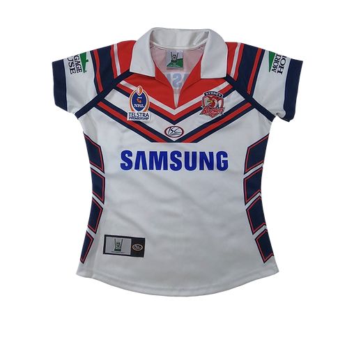 Sydney Roosters 2006 Away Jersey (Size 10)