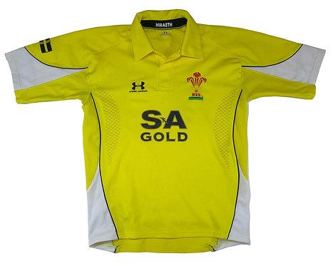 Wales 2009-10 Away Jersey (Medium)