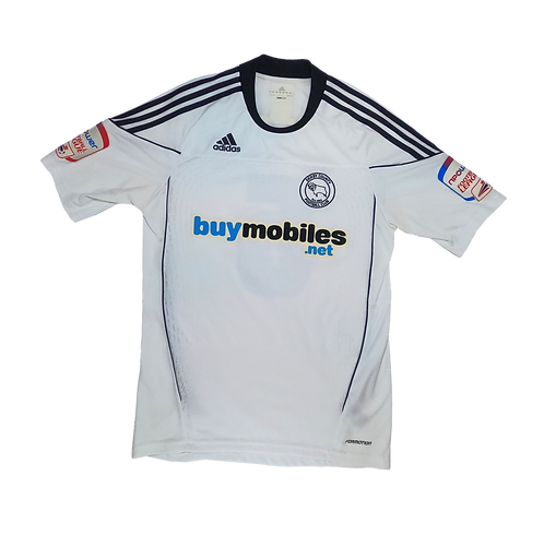 Derby County 2010-11 Home Jersey #6 (Medium)