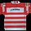 Thumbnail: St George Illawarra Dragons 2002 Away Jersey (Medium)