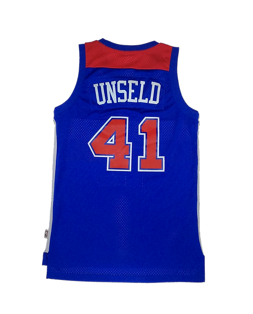 Washington Bullets 1974-1987 Hardwood Classics Home Jersey (medium)