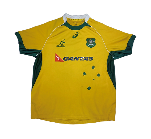 Wallabies 2014 Home Jersey (XXXL)