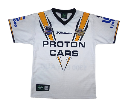 Wests Tigers 2009 Away Jersey (Large)