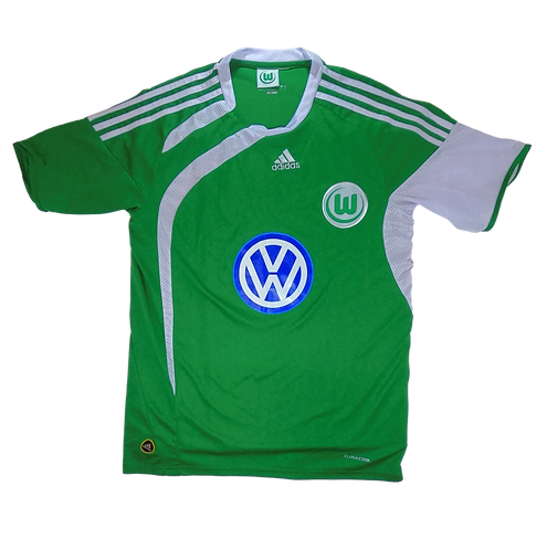 Wolfsburg 2009-10 Away Jersey (Medium)
